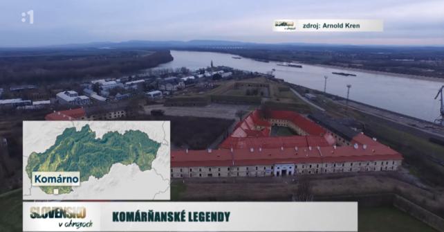 Slovensko v obrazoch s Rebelmi a Dramaťákom