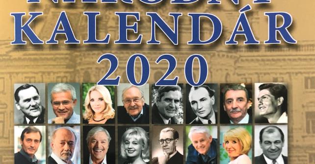 NÁRODNÝ KALENDÁR 2020 v predaji
