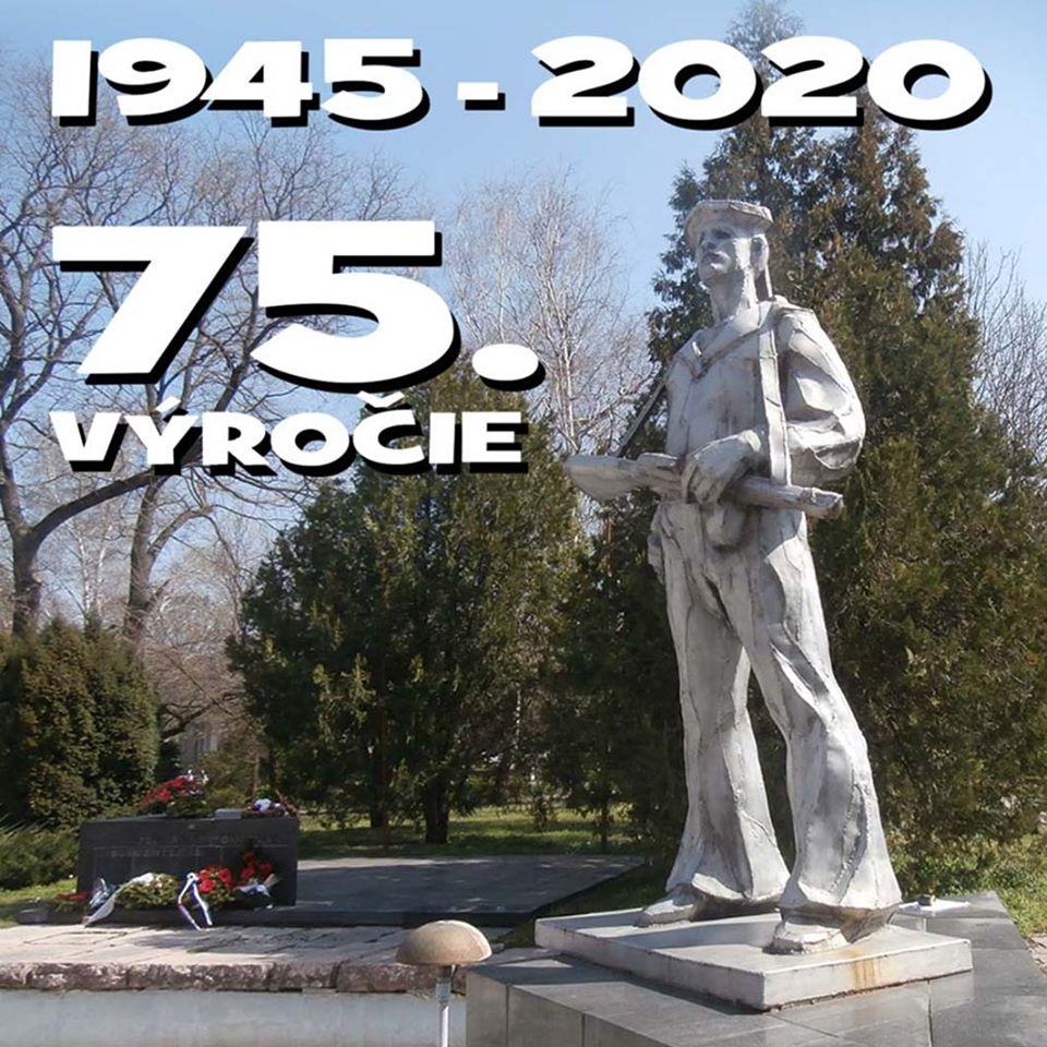 75. výročie ukončenia II. svetovej vojny